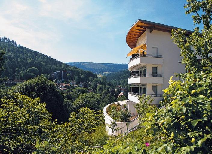 Hotel Schwarzwald Panorama: Aussenansicht
