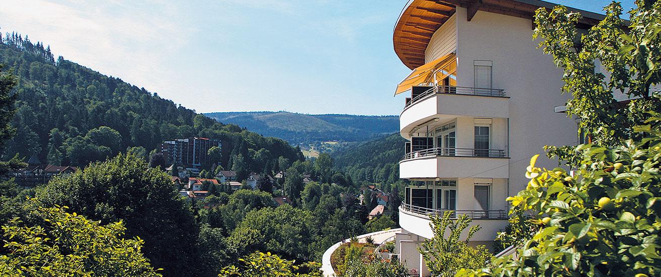 Hotel Schwarzwald Panorama Außenansicht