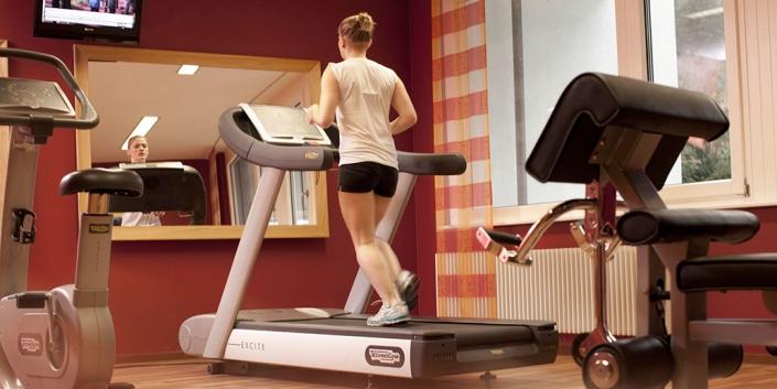 Hotel Schwarzwald Panorama: Fitness