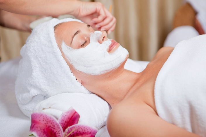 Hotel Schwarzwald Panorama: Kosmetik-Gesichtsbehandlung