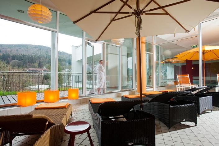 Hotel Schwarzwald Panorama: SPA-Bereich