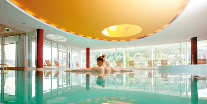 Hotel Schwarzwald Panorama: Thermalschwimmbad