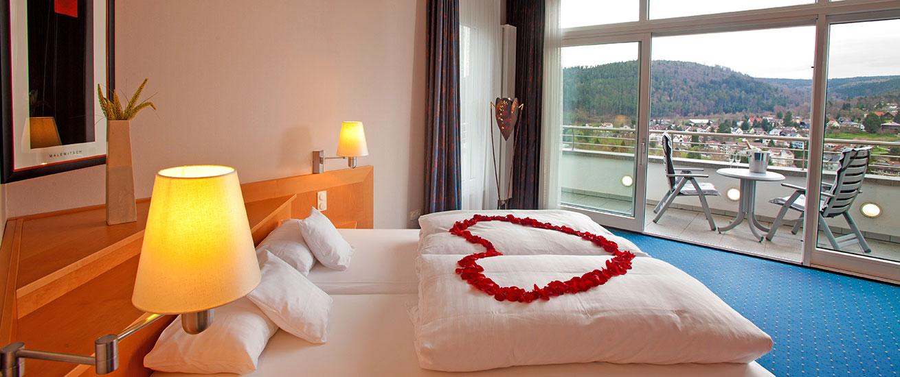 Hotel Schwarzwald Panorama Zimmer