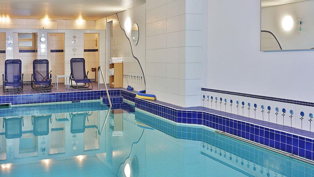 Hotel-Sonnenhof: Schwimmbad