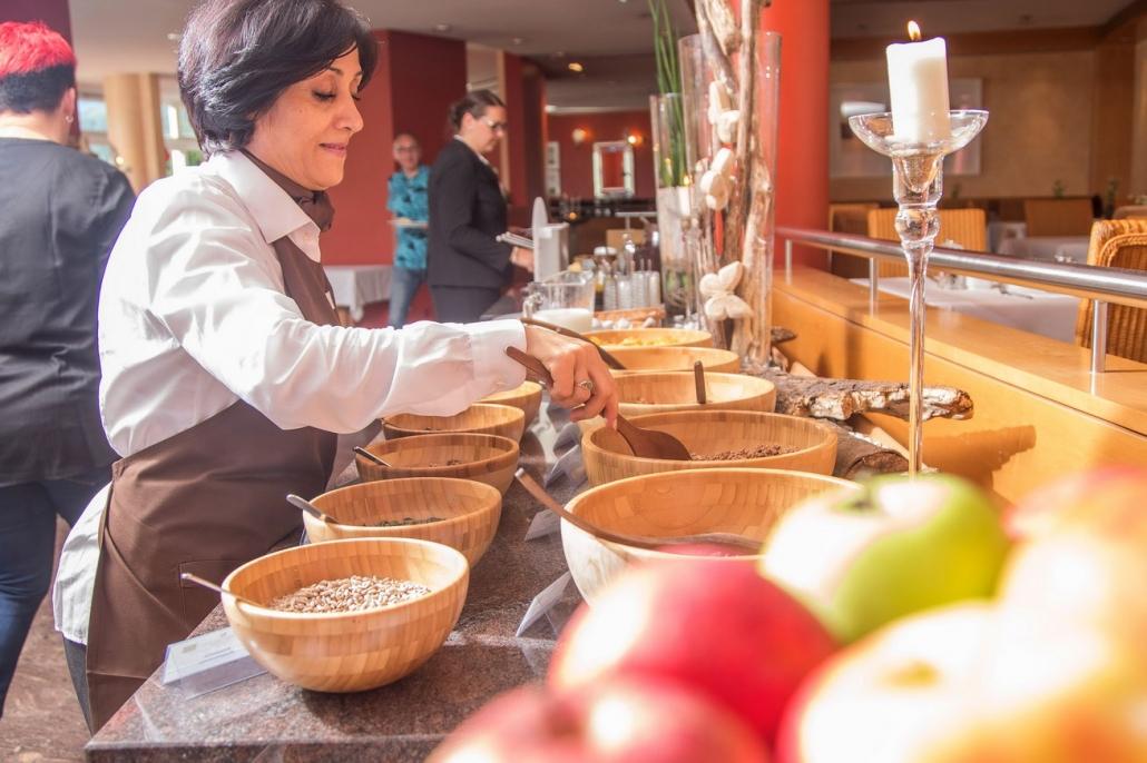 Schwarzwald Panorama Restaurant Frühstück