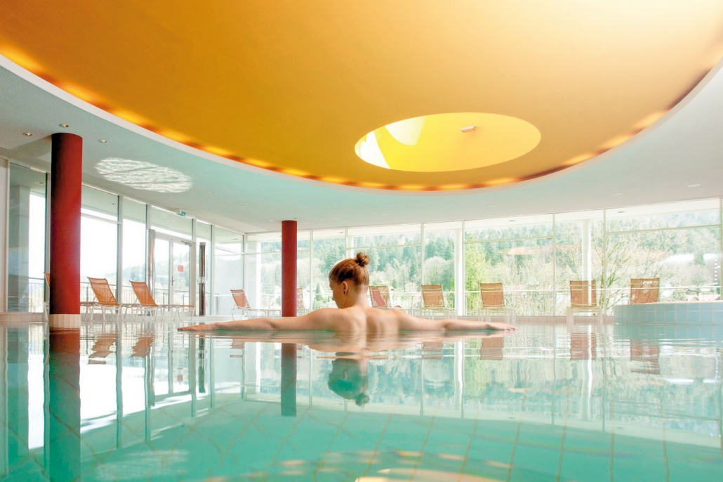 Schwarzwald Panorama Spa Pool